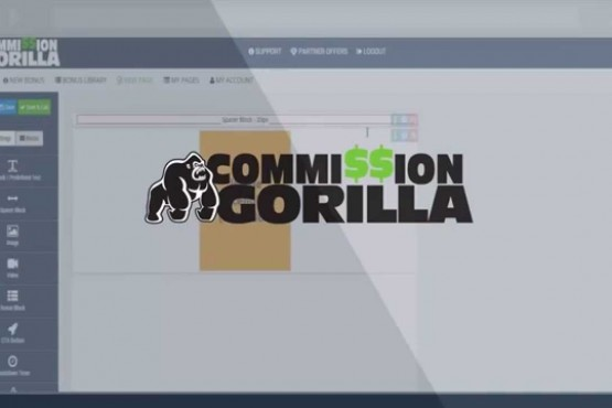 COMMISSION GORILLA – REVISIÓN